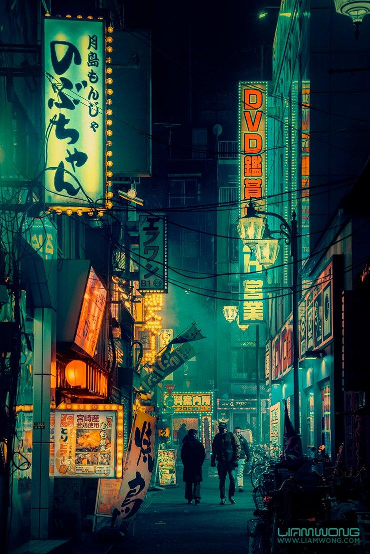 Cyberpunk ? – Liam Wong