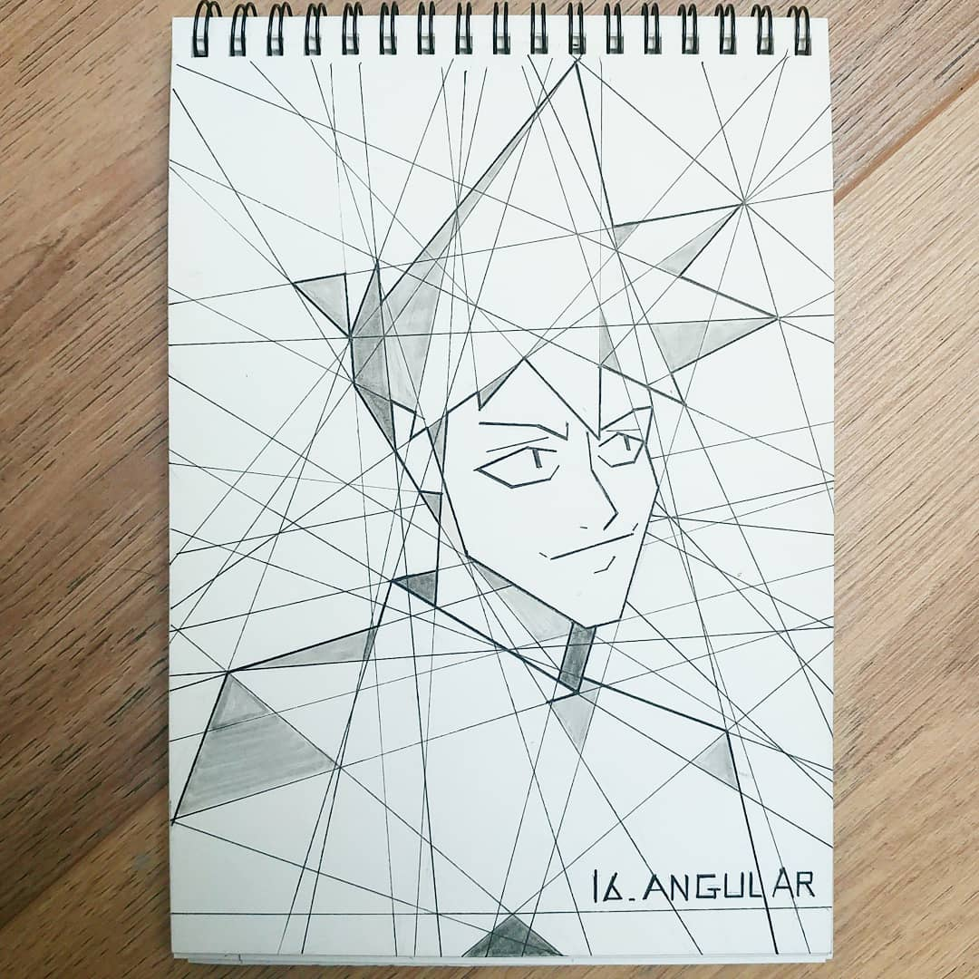 Anguleux – Icart, Inktober 2018