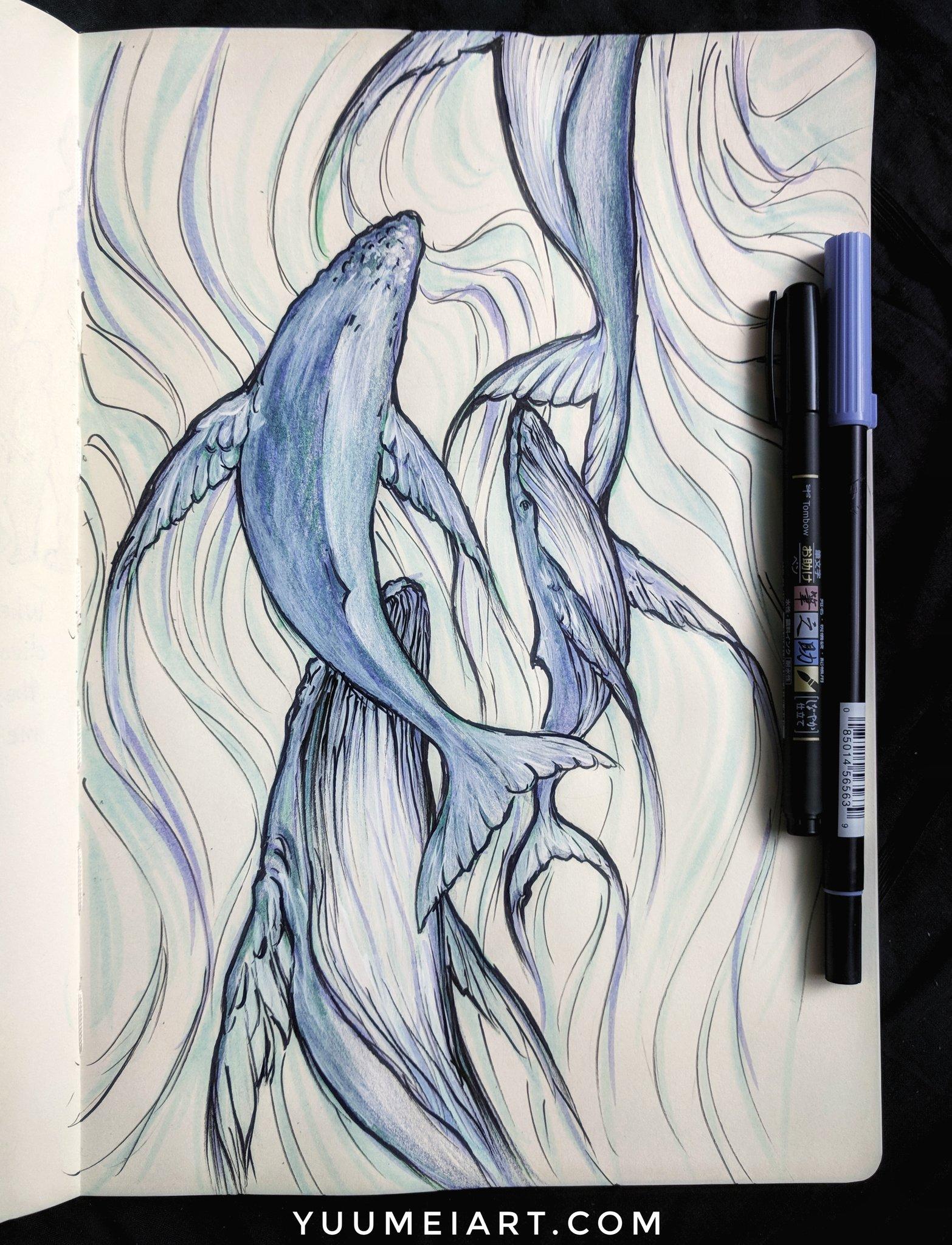 Baleine – Wenqing Yan, Intkober 2018