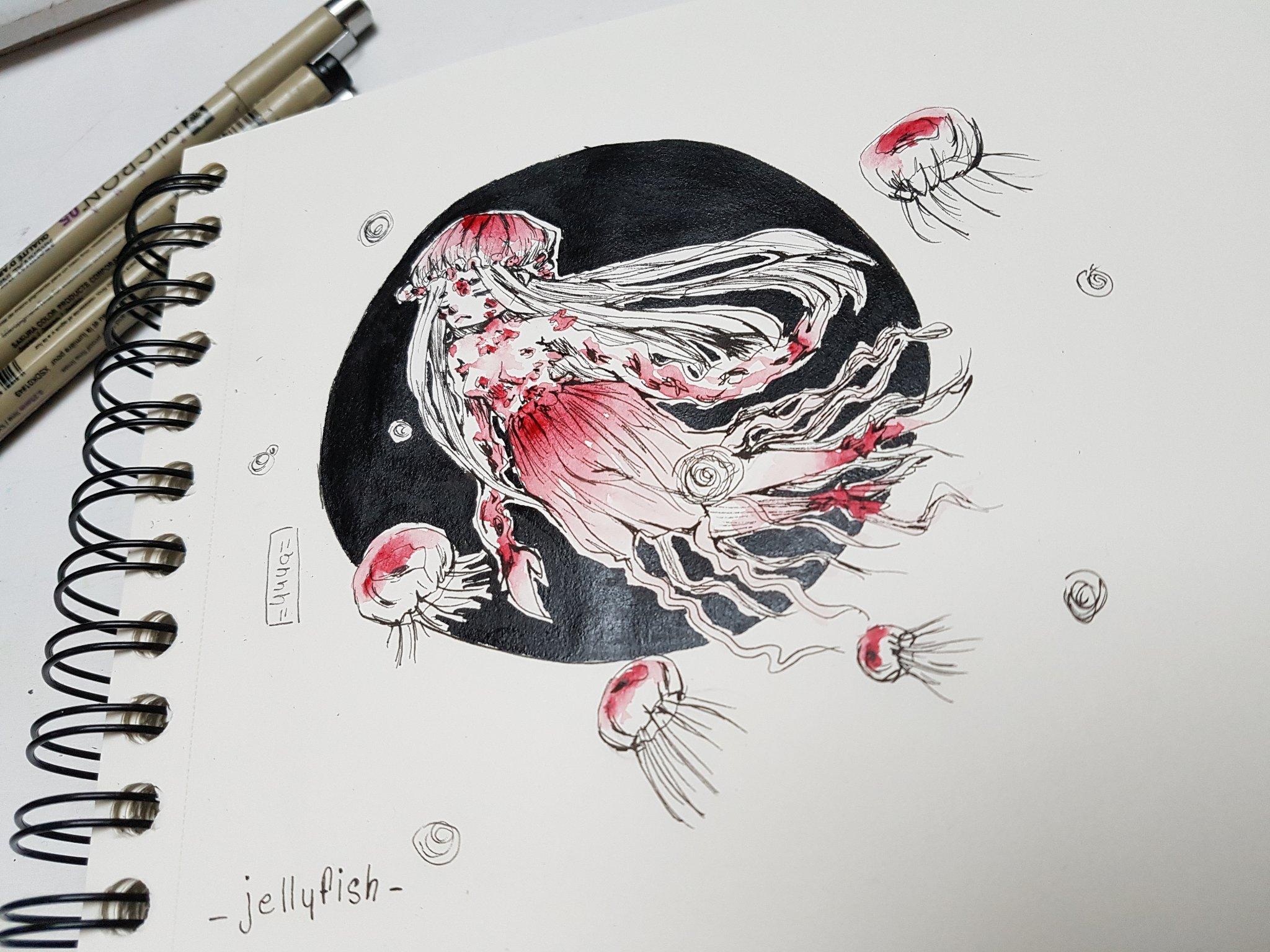 Hors thèmes – Yuya Joestar, Inktober 2018