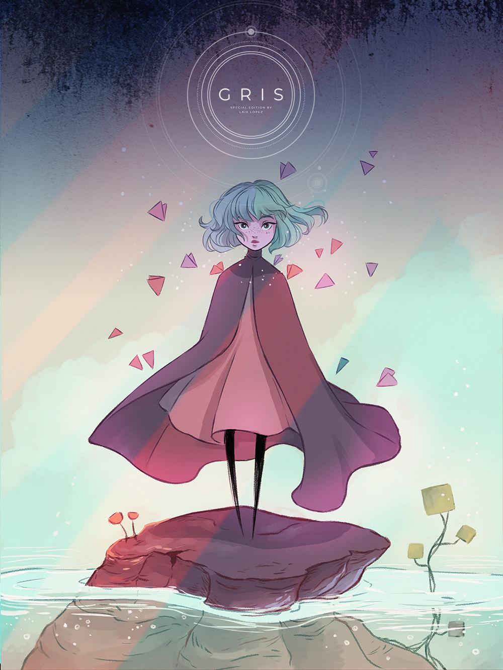 GRIS – Laia López
