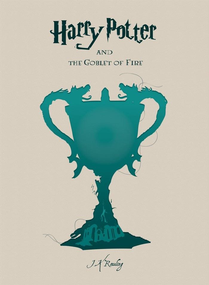 Couverture Harry Potter par Aditi Khazanchi