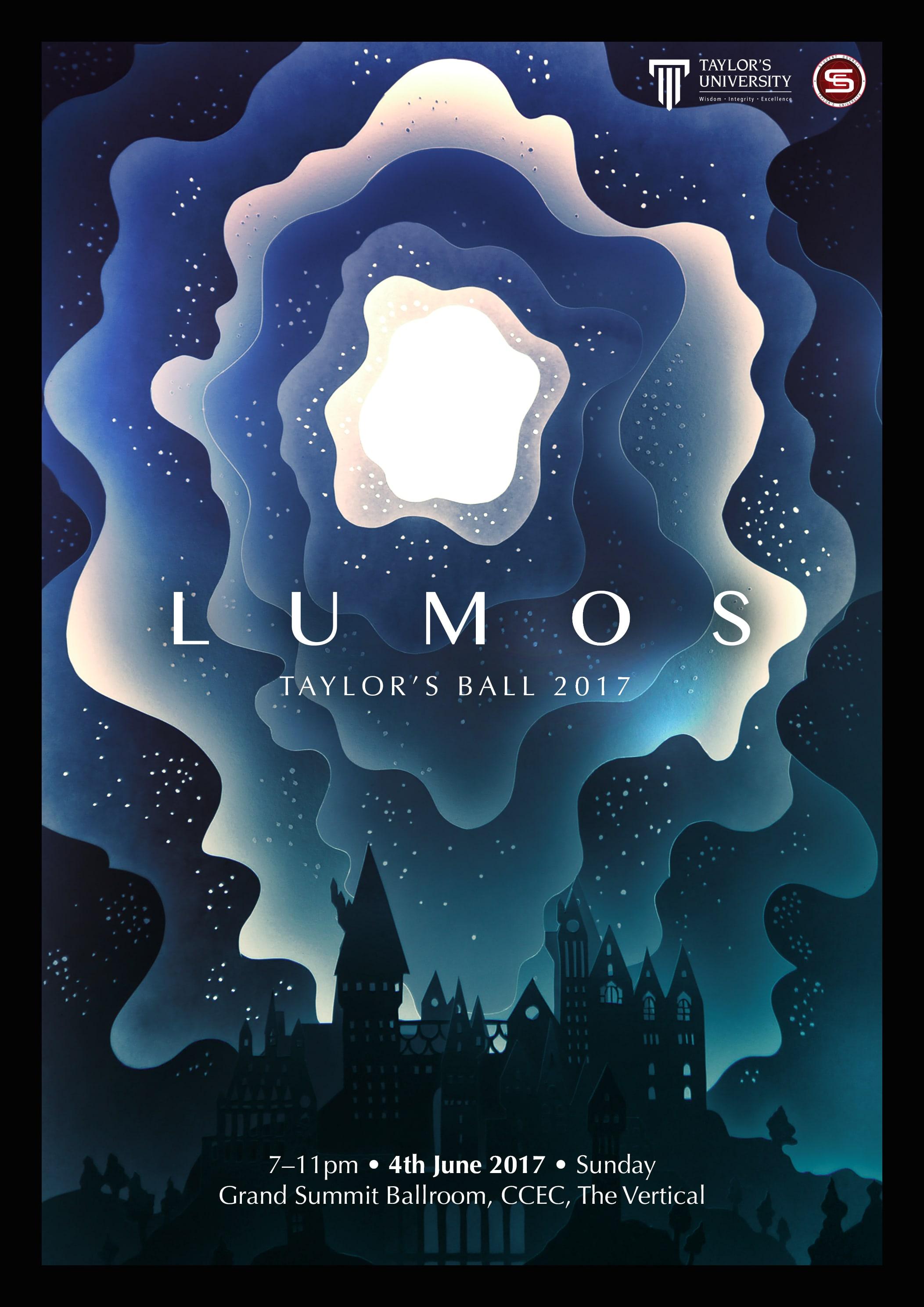 Affiche Lumos par David Ho