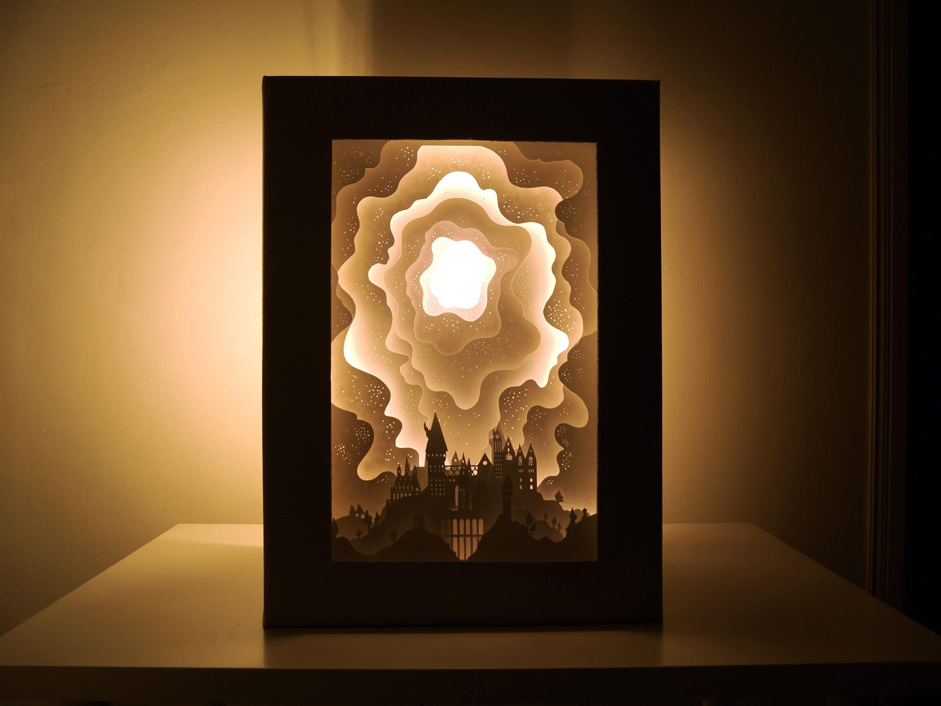 Light Box Lumos par David Ho