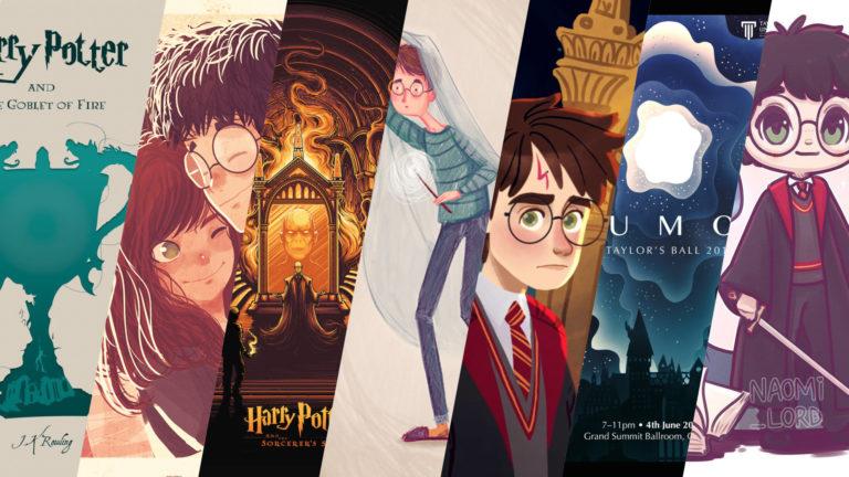 Harry Potter, quand art et magie s'emmêlent !