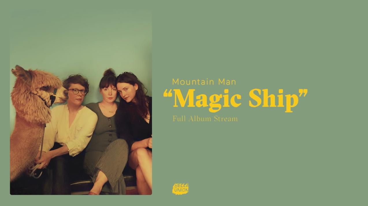 Pochette de Magic Ship – Moutain Man
