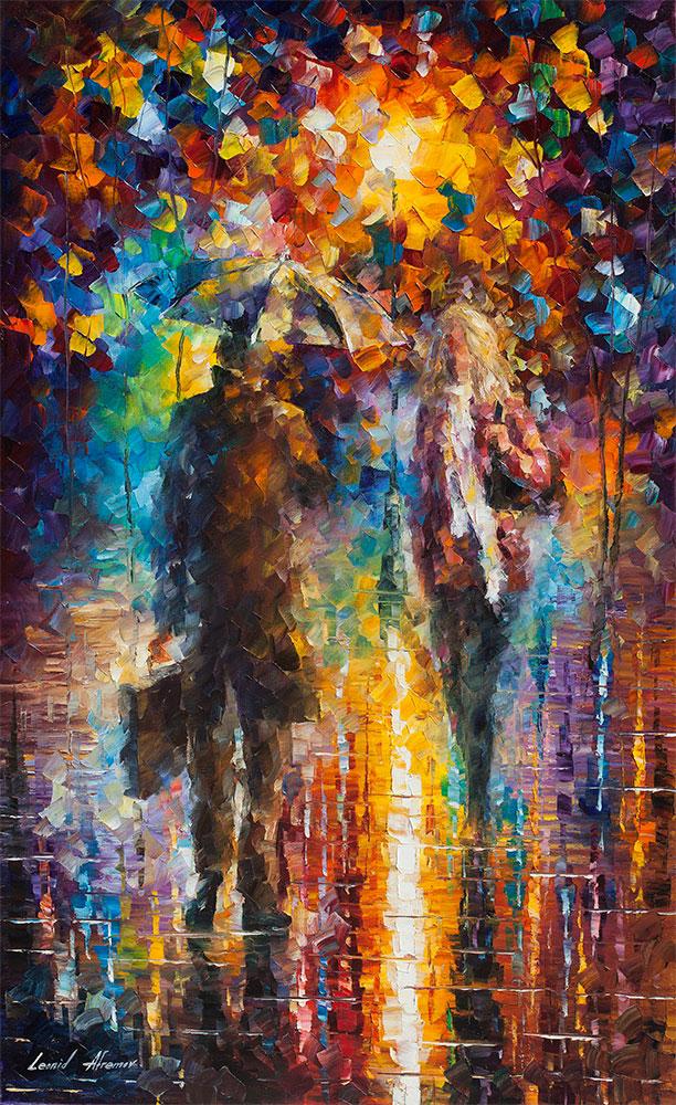 Afterwork – Leonid Afremov