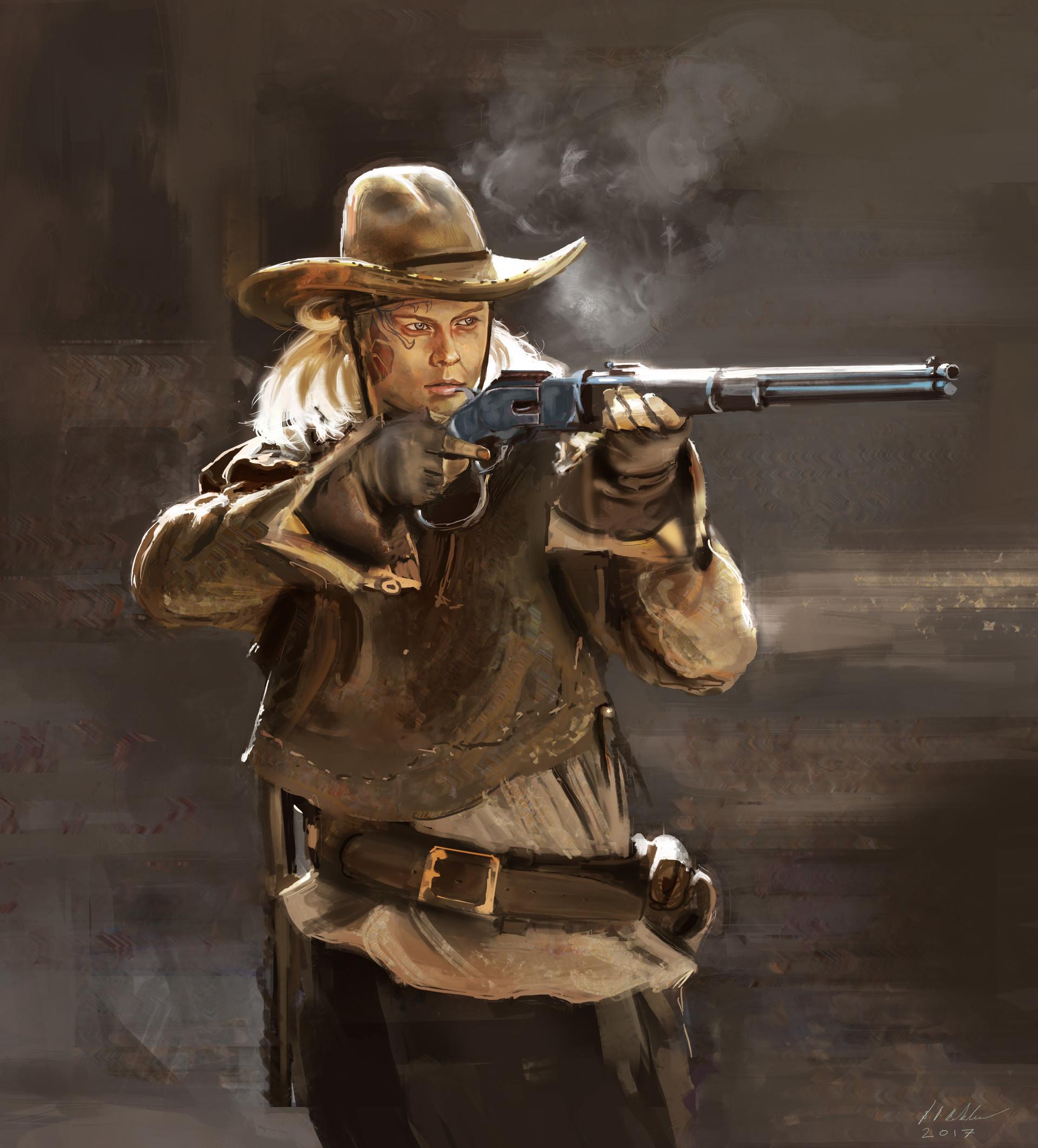 Armistice – Westworld by Kieran Belshaw