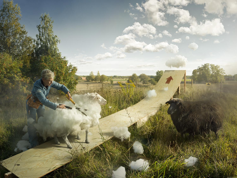Cumulus & Thunder – Erik Johansson