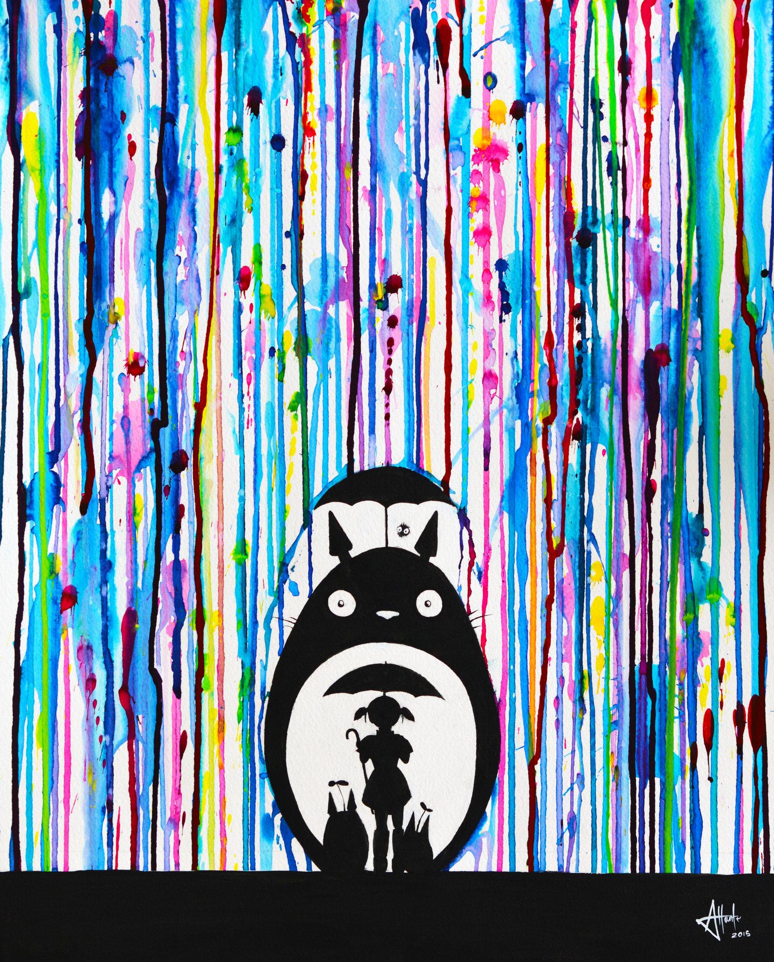 Totoro – Marc Allante