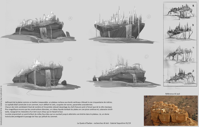 Al-Jeit – La Quête d'Ewilan