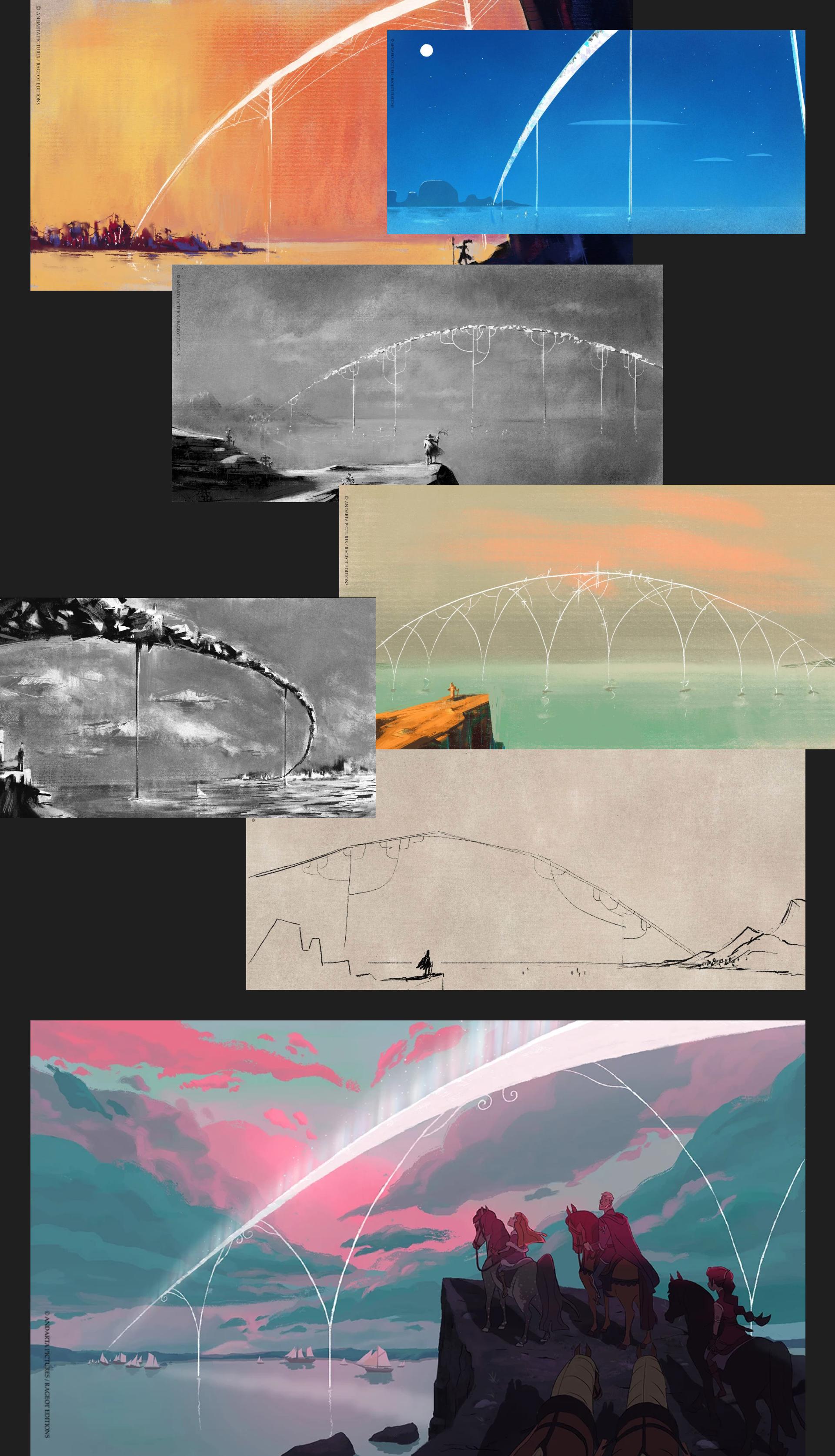 L'Arche – La Quête d'Ewilan, par Andarta Pictures