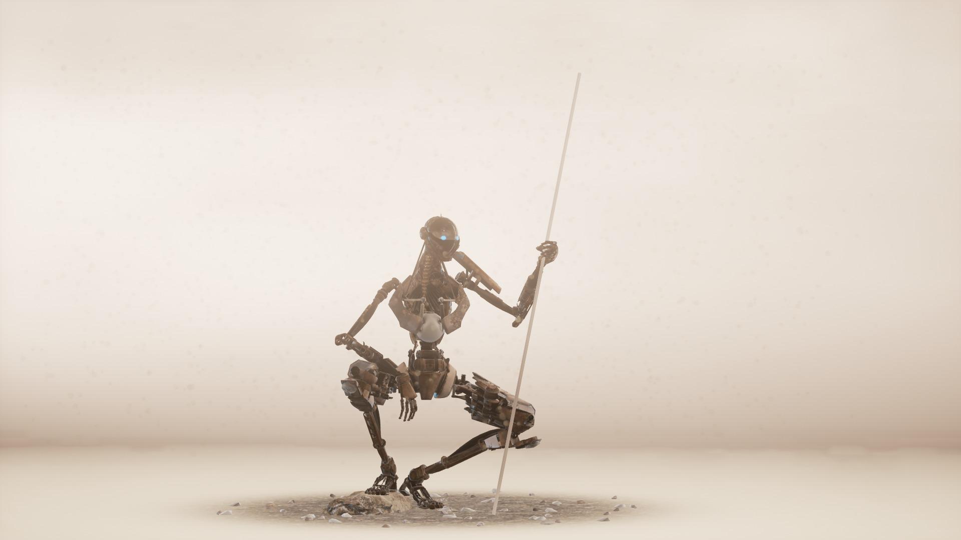 Wastelands Medical Bot by Kevin Nash
