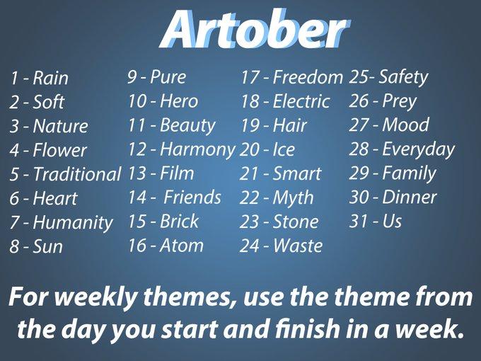 Artober 2020 – BladeSides