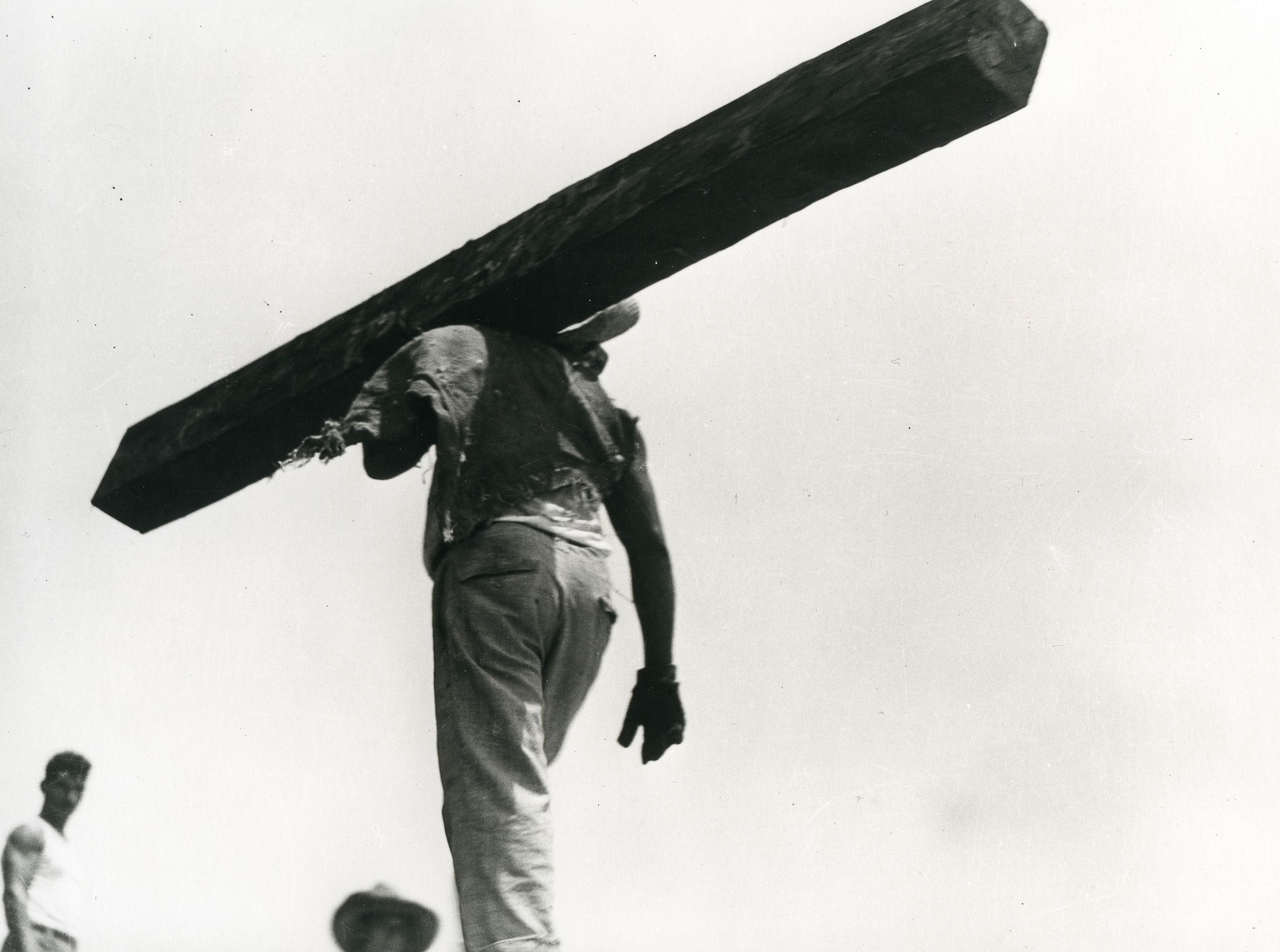 Ouvrier, Tina Modotti, 1920