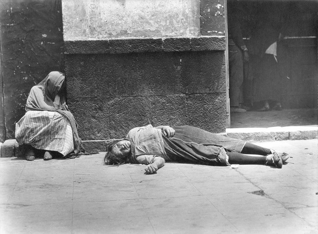 Misère, Tina Modotti, 1928